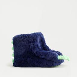 Kids' monster foot slippers | J.Crew US