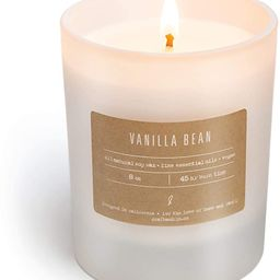 Scented Soy Candles, Premium All-Natural Soy Wax Candles   Luxury Decorative Amber Jar Candles   ...   Amazon (US)