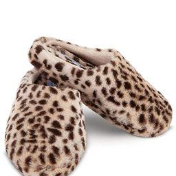 PajamaGram Fuzzy Slippers for Women - Washable Slip-Ons   Amazon (US)