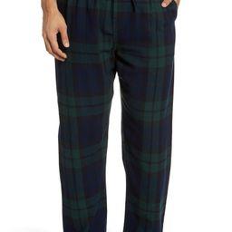Plaid Flannel Pajama Pants | Nordstrom
