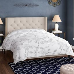 Medeiros Upholstered Platform Bed | Wayfair North America