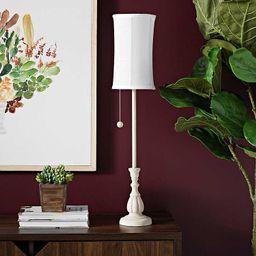 New!Cream Victorian Buffet Lamp | Kirkland's Home