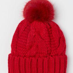 Knit Wool-blend Hat | H&M (US)
