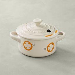 Le Creuset Stoneware Mini Round Cocotte, Star Wars BB-8™ | Williams-Sonoma