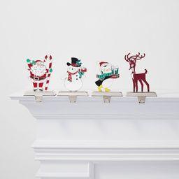 4pk Christmas Characters Stocking Holders - Wondershop™ | Target