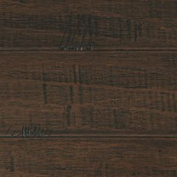 Hand Scraped Strand Woven Wellington 3/8 in. T x 5-1/8 in. W x 36 in. L Engineered Click Bamboo F... | The Home Depot