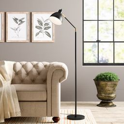 "Markey 54.5"" Task/Reading Floor Lamp | Wayfair North America"