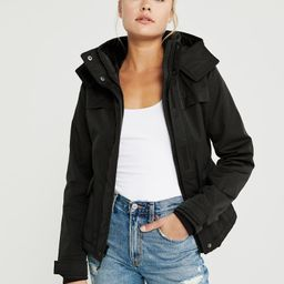 Midweight Technical Jacket | Abercrombie & Fitch US & UK