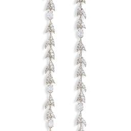 Liv Leaf Linear Earrings   Nordstrom