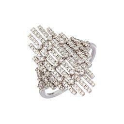 Multiple Bar Diamond Statement Ring   Nordstrom