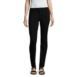 a.n.a Women's Mid Rise Skinny Jean   JCPenney
