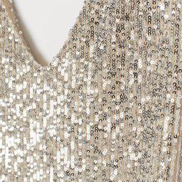 Glittery Top   H&M (US)