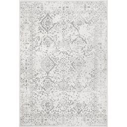 Youati Floral Ivory/Gray/Cream Area Rug | Wayfair North America