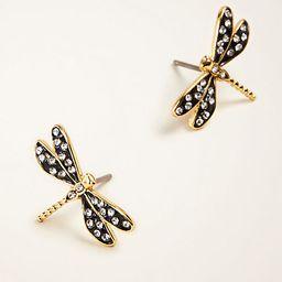 Dragonfly Stud Earrings | Ann Taylor | Ann Taylor (US)