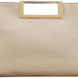 Fashion PU Leather Handbag Stylish Women Convertible Clutch Purse   Amazon (US)