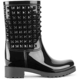 Valentino Garavani Rockstud Rainboots | Saks Fifth Avenue
