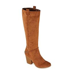 a.n.a Womens Lendy Dress Boots Block Heel   JCPenney