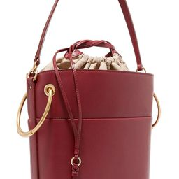 Roy medium leather bucket bag | The Outnet (US and CA)