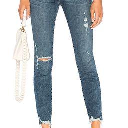 Mason High-Rise Skinny Jean in Naples | Revolve Clothing (Global)