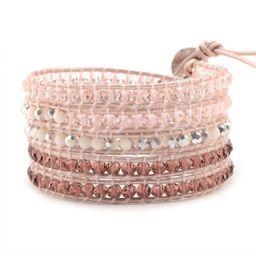 Pink Dorado on Light   Victoria Emerson