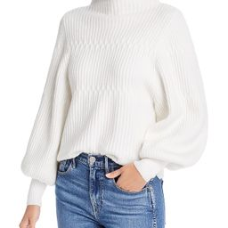 FRENCH CONNECTION Sophia Balloon-Sleeve Sweater Back to Results -  Women - Bloomingdale's   Bloomingdale's (US)