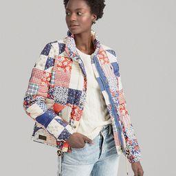 Patchwork Quilted Down Jacket | Ralph Lauren (US)