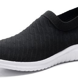 Women's Athletic Walking Shoes Casual Mesh-Comfortable Work Sneakers | Amazon (US)
