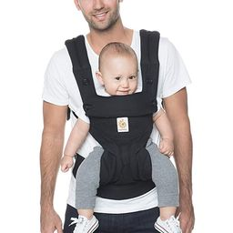 Ergobaby Carrier, 360 All Carry Positions Baby Carrier, Pure Black   Amazon (US)
