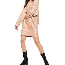 Good As Gold Sweater Dress   Macys (US)