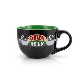 Friends Central Perk Ceramic Mug   Large Mug For Soups & More   Holds 24 Ounces   Walmart (US)