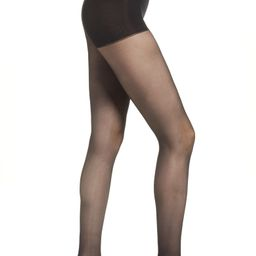 Light Opaque Control Top Tights | Nordstrom