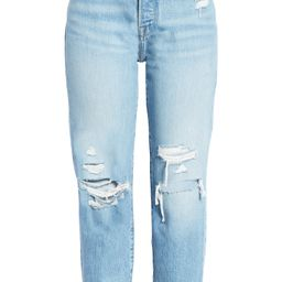 Le Original Ripped High Waist Ankle Skinny Jeans | Nordstrom