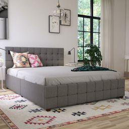 Elizabeth Upholstered Storage Platform Bed | Wayfair North America