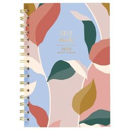 """2020 Planner 5.5""""x 8.5"""" Leaves - Create & Cultivate 