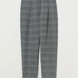 Wide-leg Pants   H&M (US)