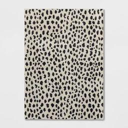 Leopard Spot Woven Rug - Opalhouse™ | Target