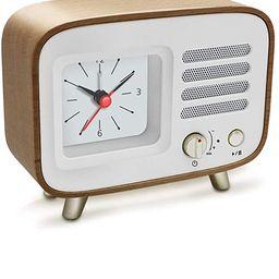 Ferrisland Bluetooth Speaker with Clock, Alarm Clock with Wireless Speaker 4.2 Portable Wireless ... | Amazon (US)