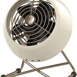 Vornado VFAN Mini Modern Personal Vintage Air Circulator Fan, Vintage White   Amazon (US)