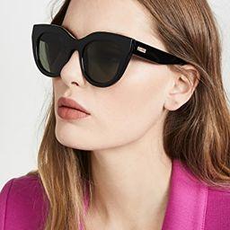 Air Heart Sunglasses   Shopbop