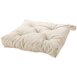 IKEA 903.078.40 Malinda Chair Cushion, Light Beige   Amazon (US)