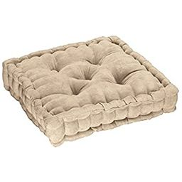 EasyComforts Tufted Booster Cushion,Natural,One Size Fits All   Amazon (US)