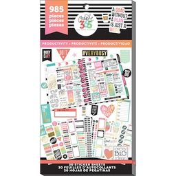 Create 365™ The Happy Planner™ Productivity Value Pack Stickers   Michaels Stores