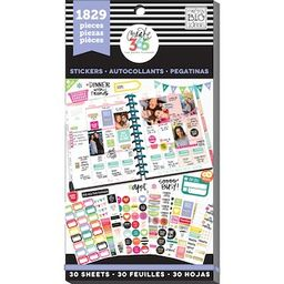 Create 365™ The Happy Planner™ Value Pack Stickers, Basics   Michaels Stores
