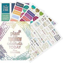 Erin Condren Designer Sticker Book - Classic Edition 4 (492 Stickers Total). Decorative and Cute ...   Amazon (US)