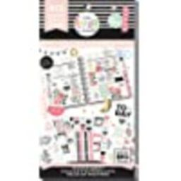 me & my BIG ideas Sticker Value Pack - The Happy Planner Scrapbooking Supplies - Simply Lovely Th...   Amazon (US)