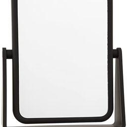 Danielle Soft Touch 7X Rectangular Mirror, Matte Black   Amazon (US)