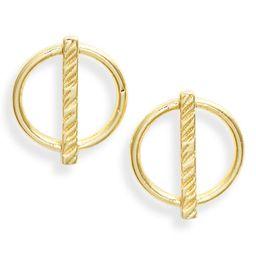 Bryce Circle Stud Earrings   Nordstrom