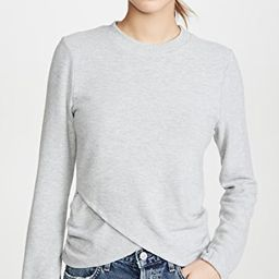 The Soft Spun Ruched Top | Shopbop
