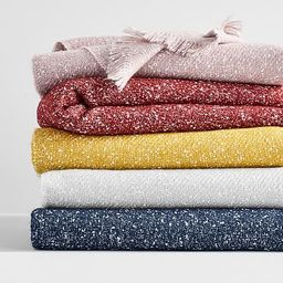 Speckled Throws | West Elm (US)