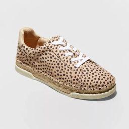 Women's Shaelyn Espadrille Sneakers - Universal Thread™ Brown   Target